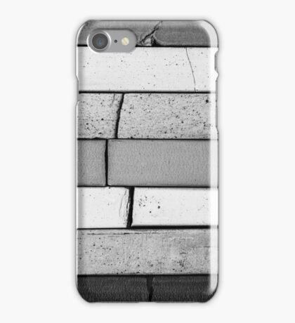 Pastels #1 (Black & White) iPhone Case/Skin