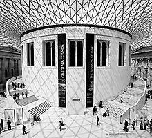 The British Museum by Stuart Robertson Reynolds
