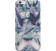 jumping in the mudline iPhone Case/Skin