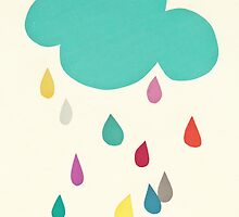 Sunshine and Showers by Cassia