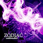 Zodiac Calendar Cover by Ty Beach