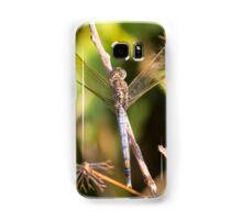 Teneral Blue Skimmer Samsung Galaxy Case/Skin