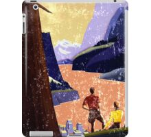 Pacific North West Vintage iPad Case/Skin