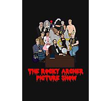 The Rocky Archer Picture Show Photographic Print