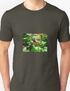 Glass Wings Unisex T-Shirt