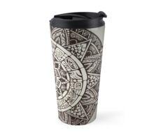 Aztec Wheel Travel Mug