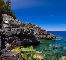 Georgian Bay, Bruce Peninsula by John Hanam