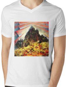 echo Mens V-Neck T-Shirt