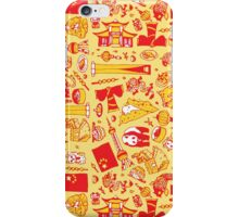 Colourful Pattern Design: China iPhone Case/Skin