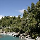 Hokitika Gorge by David Gallagher