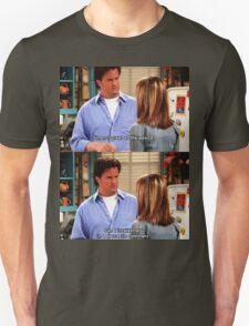 Chandler Bings Sarcasm - FRIENDS T-Shirt