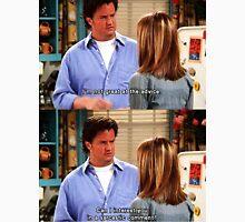 Chandler Bings Sarcasm - FRIENDS Unisex T-Shirt