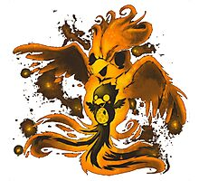Phoenix Evolution Photographic Print