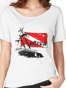 Shipwreck Diver 3 Women's Relaxed Fit T-Shirt