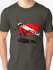 Shipwreck Diver 3 T-Shirt