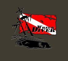 Shipwreck Diver 3 Unisex T-Shirt