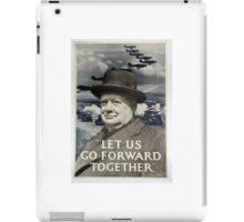 WW2 Poster iPad Case/Skin
