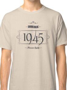 Since 1945 (Dark&Lightgrey) Classic T-Shirt