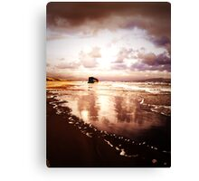 Shipwrecked- Part 2 Canvas Print
