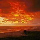 Fire in the sky by kinz4photo
