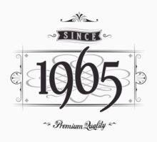 Since 1965 Kids Clothes