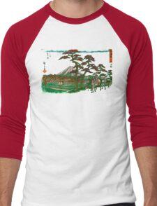 Walking with Royalty Men's Baseball ¾ T-Shirt