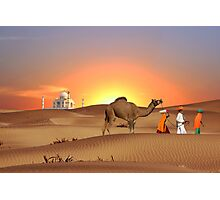MEMORIES OF INDIA Photographic Print