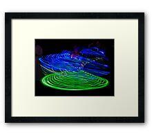 Whirling Dervish 4 Framed Print