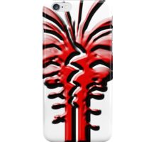 Wacky Red Tree iPhone Case/Skin