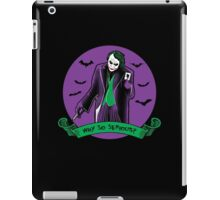 The Villain iPad Case/Skin
