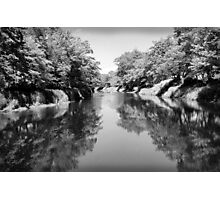 Meandering Through Meadows Photographic Print