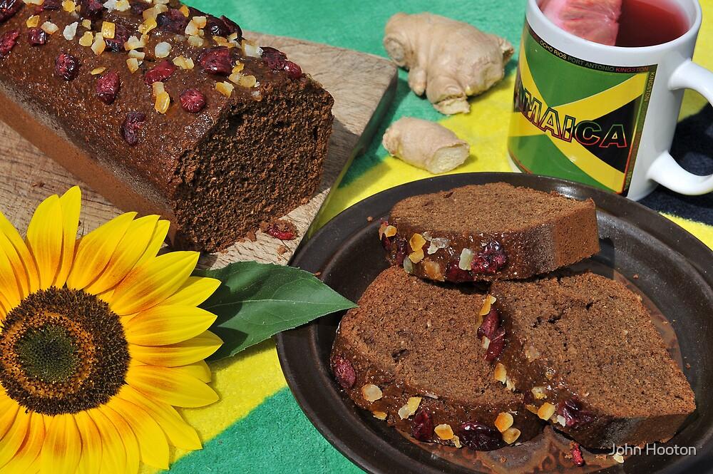 Jamaican Ginger Cake by John Hooton
