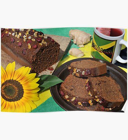 Jamaican Ginger Cake Poster