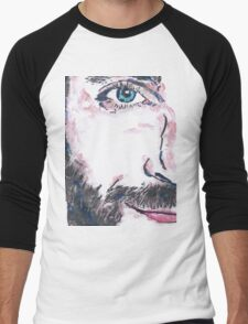 Bearded Man Men's Baseball ¾ T-Shirt