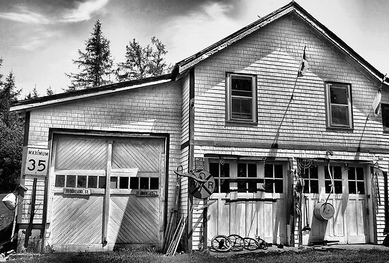 Old General Store by ShutterUp Photographics