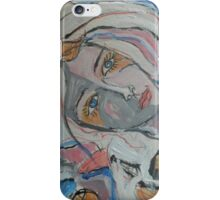 Lady of Leaves iPhone Case/Skin