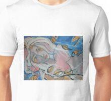 Lady of Leaves Unisex T-Shirt