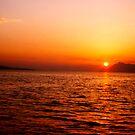 Sunset by thruHislens .