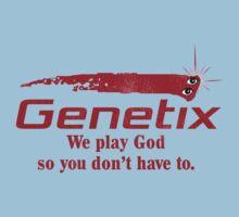 Genetix Promotional Wear v2 by dopefish
