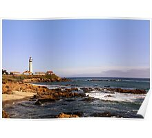 Pigeon Point Lighthouse, CA Poster