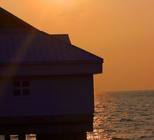 Corner of Pier by kinz4photo
