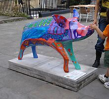 mommy can I re-paint the piggy by anujpanwar