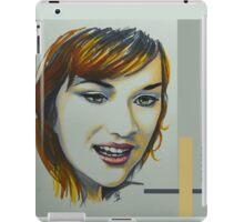 Elizabeth Lail iPad Case/Skin