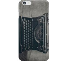 A Loss of Words iPhone Case/Skin