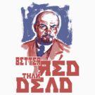 Lenin by kenmeyerjr