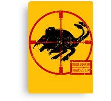 Target: Womp Rat Canvas Print