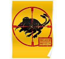 Target: Womp Rat Poster