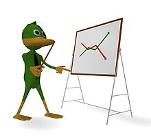 Duck and economic graph by bmg07