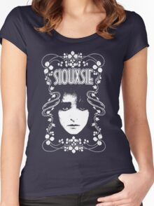 siouxsie and the banshees Women's Fitted Scoop T-Shirt