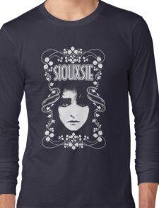 siouxsie and the banshees Long Sleeve T-Shirt